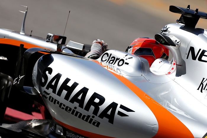 4758da314f Motor Racing - Formula One Testing - Test Two - Day 1 - Barcelona