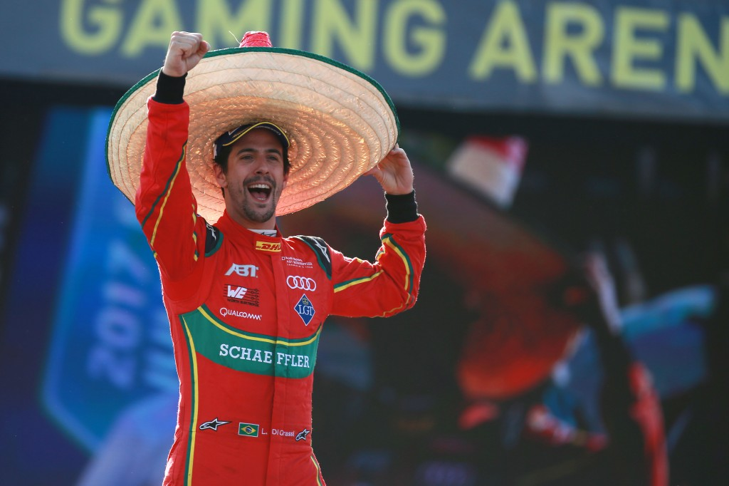 4rd Formula E race season 2016/2017 Mexico City