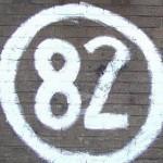 Number-82