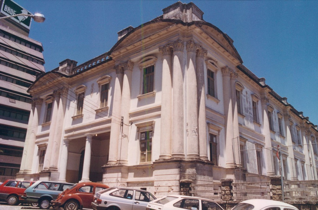 Rua Saldanha Marinho - 1996